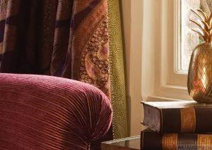 фото Текстиль в интерьере от 20.03.2018 №053 - Textiles in interior and desig - design-foto.ru