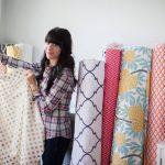 фото Текстиль в интерьере от 20.03.2018 №060 - Textiles in interior and desig - design-foto.ru