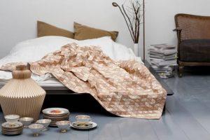 фото Текстиль в интерьере от 20.03.2018 №069 - Textiles in interior and desig - design-foto.ru