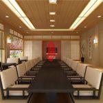 фото Японский стиль в дизайне офиса от 13.03.2018 №014 - Japanese style - design-foto.ru