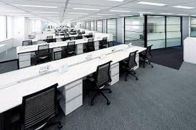 Японский стиль в дизайне офиса
