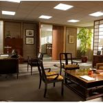 фото Японский стиль в дизайне офиса от 13.03.2018 №043 - Japanese style - design-foto.ru
