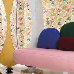 фото текстильные изделия в интерье от 19.03.2018 №002 - textiles in the - design-foto.ru