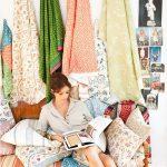 фото текстильные изделия в интерье от 19.03.2018 №009 - textiles in the - design-foto.ru