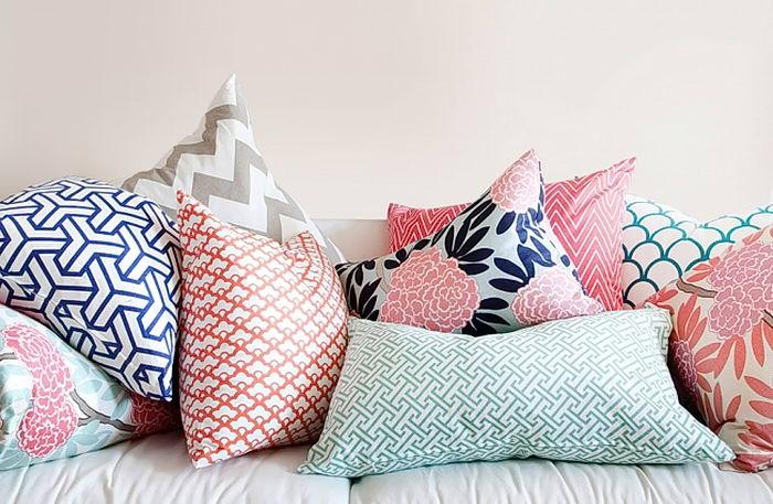 фото текстильные изделия в интерье от 19.03.2018 №016 - textiles in the - design-foto.ru