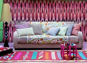 фото текстильные изделия в интерье от 19.03.2018 №025 - textiles in the - design-foto.ru