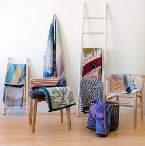 фото текстильные изделия в интерье от 19.03.2018 №026 - textiles in the - design-foto.ru