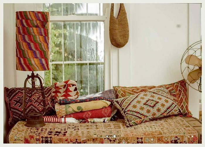 фото текстильные изделия в интерье от 19.03.2018 №027 - textiles in the - design-foto.ru