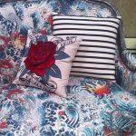 фото текстильные изделия в интерье от 19.03.2018 №055 - textiles in the - design-foto.ru