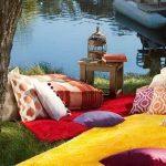 фото текстильные изделия в интерье от 19.03.2018 №057 - textiles in the - design-foto.ru