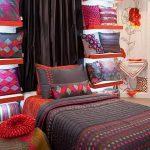фото текстильные изделия в интерье от 19.03.2018 №059 - textiles in the - design-foto.ru