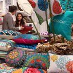 фото текстильные изделия в интерье от 19.03.2018 №060 - textiles in the - design-foto.ru