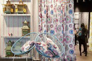 фото текстильные изделия в интерье от 19.03.2018 №061 - textiles in the - design-foto.ru