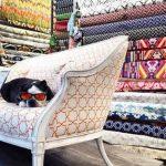 фото текстильные изделия в интерье от 19.03.2018 №062 - textiles in the - design-foto.ru