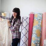 фото текстильные изделия в интерье от 19.03.2018 №075 - textiles in the - design-foto.ru