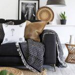 фото текстильные изделия в интерье от 19.03.2018 №081 - textiles in the - design-foto.ru