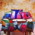 фото текстильные изделия в интерье от 19.03.2018 №087 - textiles in the - design-foto.ru