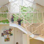 фото Интерьер детской комнаты от 05.04.2018 №004 - Interior of a nursery - design-foto.ru