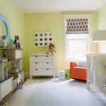 фото Интерьер детской комнаты от 05.04.2018 №009 - Interior of a nursery - design-foto.ru