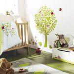 фото Интерьер детской комнаты от 05.04.2018 №013 - Interior of a nursery - design-foto.ru