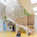фото Интерьер детской комнаты от 05.04.2018 №015 - Interior of a nursery - design-foto.ru