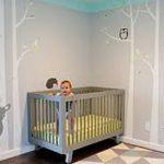 фото Интерьер детской комнаты от 05.04.2018 №035 - Interior of a nursery - design-foto.ru