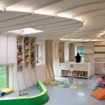 фото Интерьер детской комнаты от 05.04.2018 №045 - Interior of a nursery - design-foto.ru