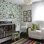 фото Интерьер детской комнаты от 05.04.2018 №048 - Interior of a nursery - design-foto.ru