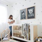 фото Интерьер детской комнаты от 05.04.2018 №049 - Interior of a nursery - design-foto.ru