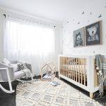 фото Интерьер детской комнаты от 05.04.2018 №050 - Interior of a nursery - design-foto.ru