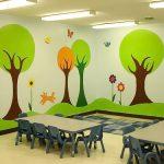 фото Интерьер детской комнаты от 05.04.2018 №058 - Interior of a nursery - design-foto.ru