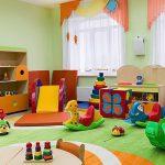фото Интерьер детской комнаты от 05.04.2018 №072 - Interior of a nursery - design-foto.ru