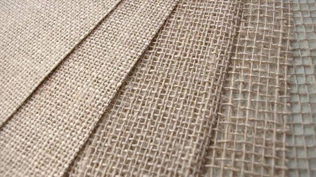 Натуральные ткани в дизайне интерьера их типы и сфера использования