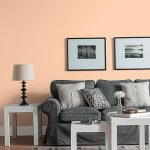 фото Персиковый цвет в интерьере от 04.04.2018 №008 - Peach color - design-foto.ru