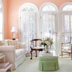 фото Персиковый цвет в интерьере от 04.04.2018 №009 - Peach color - design-foto.ru