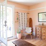фото Персиковый цвет в интерьере от 04.04.2018 №016 - Peach color - design-foto.ru
