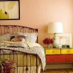 фото Персиковый цвет в интерьере от 04.04.2018 №028 - Peach color - design-foto.ru