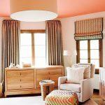 фото Персиковый цвет в интерьере от 04.04.2018 №036 - Peach color - design-foto.ru