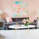 фото Персиковый цвет в интерьере от 04.04.2018 №045 - Peach color - design-foto.ru