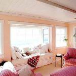 фото Персиковый цвет в интерьере от 04.04.2018 №048 - Peach color - design-foto.ru