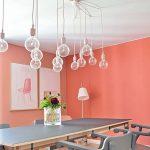 фото Персиковый цвет в интерьере от 04.04.2018 №049 - Peach color - design-foto.ru