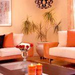 фото Персиковый цвет в интерьере от 04.04.2018 №054 - Peach color - design-foto.ru