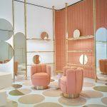 фото Персиковый цвет в интерьере от 04.04.2018 №063 - Peach color - design-foto.ru