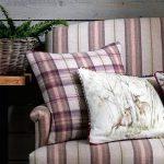 фото ткани в интерьере от 02.03.2018 №012 - fabrics in the interior - design-foto.ru