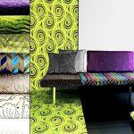 фото ткани в интерьере от 02.03.2018 №013 - fabrics in the interior - design-foto.ru