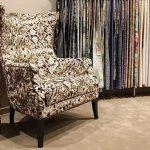 фото ткани в интерьере от 02.03.2018 №015 - fabrics in the interior - design-foto.ru
