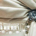 фото ткани в интерьере от 02.03.2018 №020 - fabrics in the interior - design-foto.ru