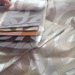 фото ткани в интерьере от 02.03.2018 №027 - fabrics in the interior - design-foto.ru