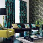 фото ткани в интерьере от 02.03.2018 №028 - fabrics in the interior - design-foto.ru