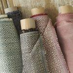 фото ткани в интерьере от 02.03.2018 №038 - fabrics in the interior - design-foto.ru